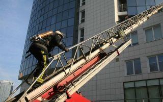 Как получить профессию пожарный?