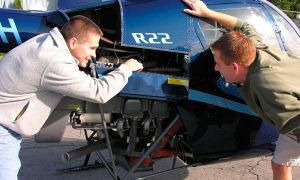 Как стать пилотом вертолета?