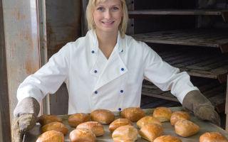 Как получить профессию пекарь?