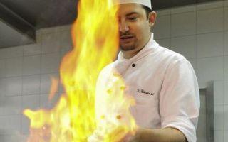 Где учиться на профессию повар?