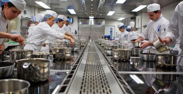 Институты для поваров, институт шеф-повара