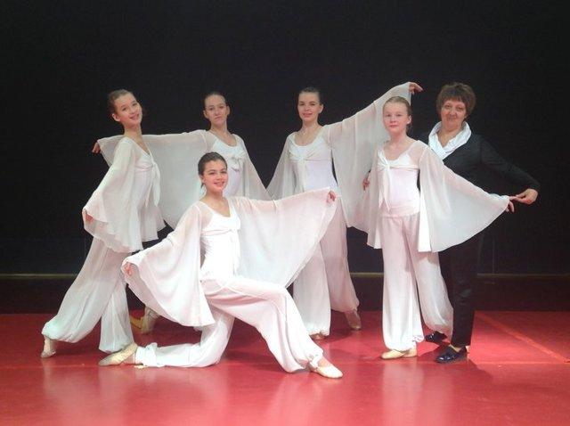 Как стать балериной?