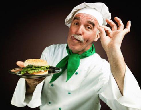 Профессия повар – описание профессии, обзор курсов поваров