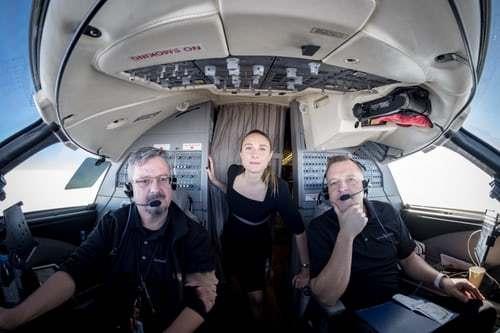 Курсы бортпроводников в Аэрофлоте